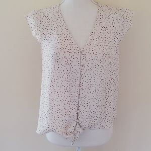 Stirch Fix Collective Concepts blouse size small
